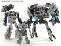 Transformers News: New Toy Galleries: Transformers Dark of the Moon Soundwave Cyberverse, Deluxe, and Human A