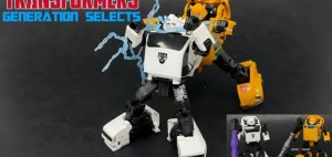 New Video Reviews of Transformers Generations Selects Bugbite