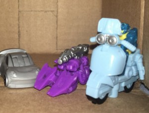Tiny Turbo Changers Sqweeks and the Rest of Series 2 from Transformers: TLK Found at US Retail