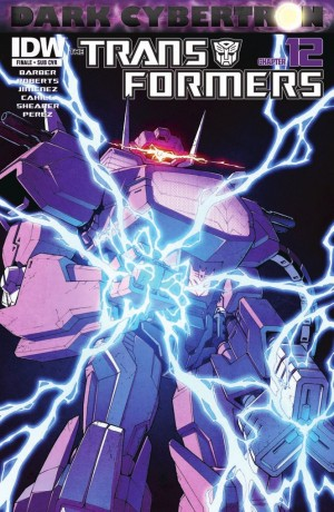 Transformers News: IDW Transformers: Dark Cybertron Finale (DC 12) Review