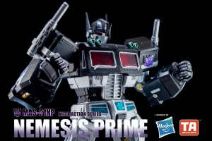 Transformers News: The Chosen Prime Newsletter for August 18, 2017: Toys Alliance Mega Action Series MAS-01NP NEMESIS PRIME, Titans Return Overlord, Takara Tomy Legends Fortress Maximus and More