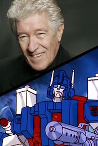 Transformers News: Jack Angel to Attend BotCon 2014