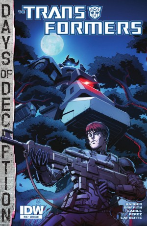 Transformers News: IDW Transformers #36 Review