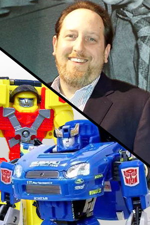 Transformers News: BotCon 2016 Update - Aaron Archer, Tickets, VIP Judd Nelson Pass Print