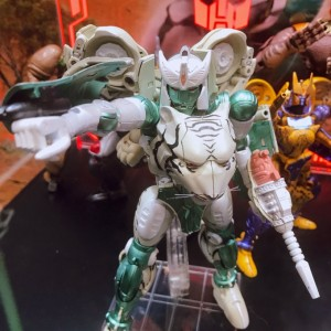 Transformers MP-50 Tigatron Images from Wonder Festival 2020 and $220 Price Revealed