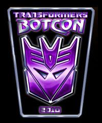 Transformers fans left wondering about BotCon 2010 registration
