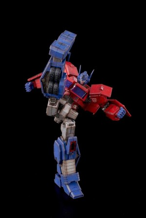 Transformers News: New Flame Toys Furai Action Line Announced