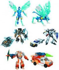 Transformers News: Transformers Prime Beast Hunters Deluxe Wave 5 Revealed