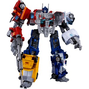 Ages Three and Up Product Updates Unite Warriors UW05 Grand Prime, Ocular Max Jaguar, Fansproject Saurus Ryu-Oh, DX9 Doombringers, Fans Toys Willis, SALE items and more...