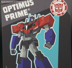 New Transformers: Robots In Disguise Fixit and Optimus Clips