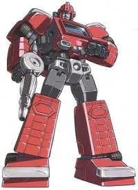Transformers News: Botcon 2011 Hall Of Fame Ironhide Inductee Video