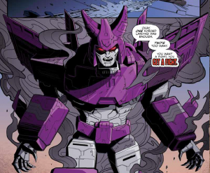 Transformers News: Transformers #6 iTunes 3 Page Preview and #7 Sneak Peek