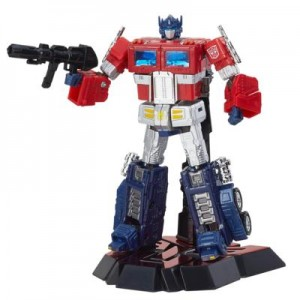 Transformers News: Year of the Rooster Optimus Prime Added to Hasbro US Catalog