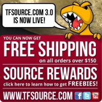 Transformers News: TFsource 5-14 SourceNews!