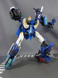 Transformers News: In-Hand Images: Takara Tomy United EX Jet Master Prime - Plus Translated Bio