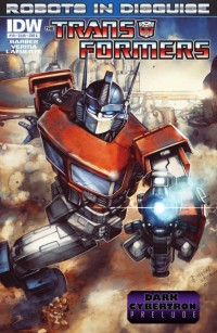 Transformers News: IDW Transformers: Robots in Disguise #19 Preview