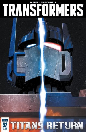 IDW The Transformers #57 Full Preview