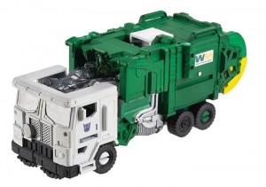 Transformers News: Transformers: Age of Extinction Power Battler Junkheap Revealed