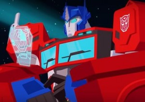 New Clip From Transformers Cyberverse - Entering Staisis