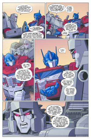 Preview and Interview for New IDW Transformers Comic Featuring Siege Designs