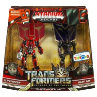 Transformers News: ROTF Titanium 3-inch Toys R' Us Exclusives Available