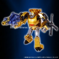 Transformers News: Official Images of Takara-Tomy TG-24 Optimus Prime and Bumblebee