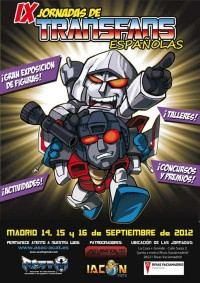 Transformers News: ACAT - Annual Spanish Transformers Convention Info