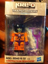 "Transformers News: Toys""R""Us Single Packed Devastator Kreon Giveaway"