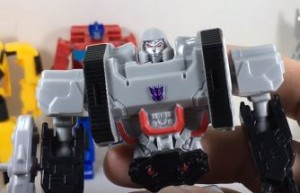 "Transformers News: In Depth Look at All New Transformers 4.5"" Toys in Video Review of Megatron, Optimus, Starscream and Bumblebee"