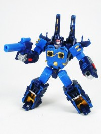 New Photos of Perfect Effect PE-01 Rumble & Frenzy