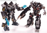 New Toy Galleries: Shadow Command Megatron, Black Optimus Prime and Stealth Bumblebee