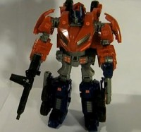 Transformers News: Video Review of War For Cybertron Optimus Prime