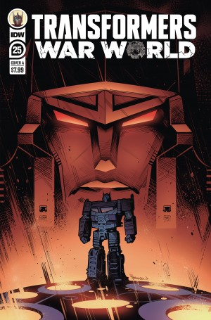 IDW Transformers #25 Review
