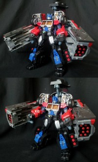 Transformers News: Robotkingdom Update: DW-P05 Eyesight Pre-Orders Open & KO Review and Comparison