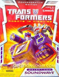 Transformers News: ROBOTKINGDOM .COM Newsletter #1210