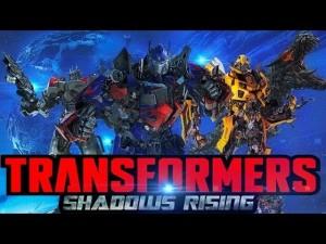 Transformers: Shadows Rising Launch Trailer