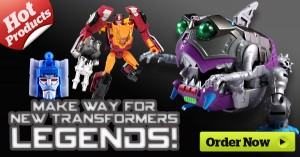 HobbyLinkJapan Sponsor News: Superheroes, robots, and more awesome sci-fi items arriving soon!
