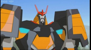Episodes 8 and 9 Listings for Robots in Disguise: Combiner Force