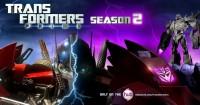 Transformers News: Transformers Prime Season 2 Blu-ray Pre-order