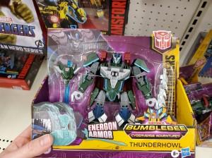 Transformers Cyberverse Ultra Thunderhowl Found at US Retail