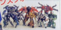 Transformers News: New Magazine Scans Reveal Takara Tomy Transformers Go! Figures