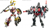 Transformers News: Generations Sky Shadow and Junkheap Released at US Retail