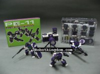 In Package Images Of Perfect Effect PE-11 SFX Scouting Force X