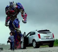 Oreo Transformers: Age of Extinction Commercial Directed by Michael Bay