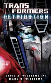 Transformers: Retribution Novel Amazon.com Listing