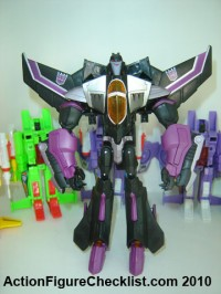 New Images of Takara Animated Skywarp