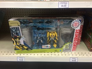 Transformers News: Transformers Robots in Disguise Decepticon Island Showdown Set Sighted at Australian Retail