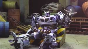 Transformers News: Another New Stop Motion Video Featuring MPM-8 Megatron and MPM-9 Jazz
