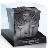Transformers News: Amazon.fr Exclusive Transformers Trilogy Blu-ray in Transforming Case