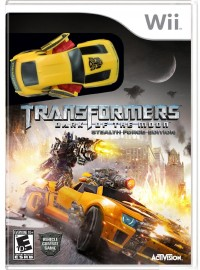 Transformers DOTM Video Game Covers Revealed